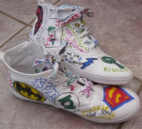 How To Decorate Your Converse by Decorating Converse Ideas