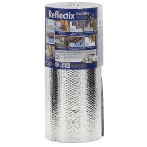 reflectix 24 in x 25 ft reflective insulation