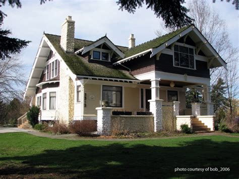 What Is Craftsman Style | home style craftsman house plans historic craftsman style