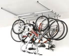 saris cycleglide 4 bike ceiling mount storage rack rei
