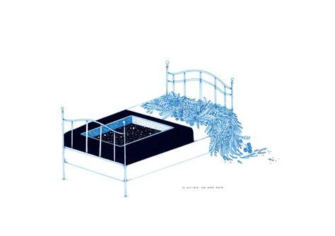 cama vacia de repente una cama vac 237 a dibujo de espinaca explosiva