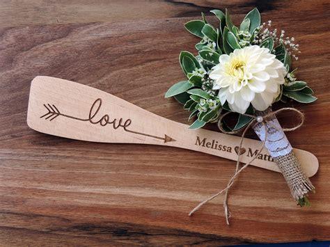 kitchen bridal shower favor ideas wedding favor wooden spatula favor bridal shower favor rustic wedding favors kitchen