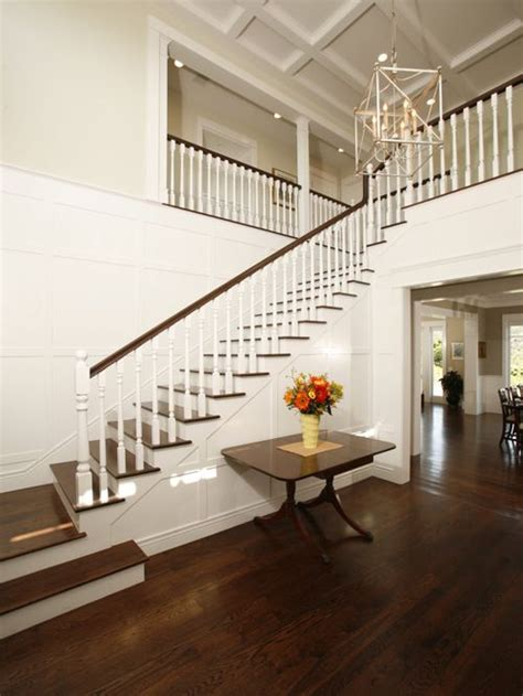 2 Story Foyer Decorating Ideas by Two Story Foyer Houzz