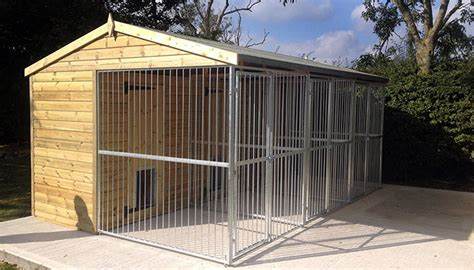 galvanised dog kennel sections insulated dog kennels and runs game rearing sheds and