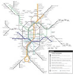 Atlanta Train Map by Return To Atlanta What Transit In Atlanta Should Look Like