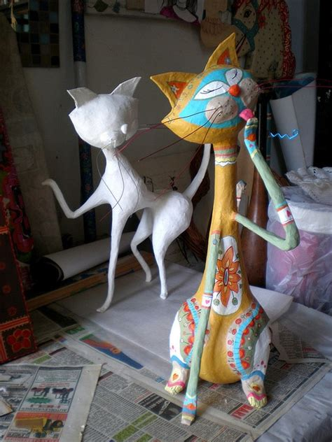 How To Make Paper Mache Projects - top 30 crafty paper mache projects you can try for yourself