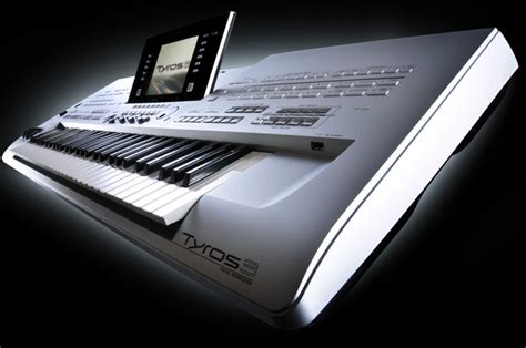 Keyboard Yamaha Tyros yamaha tyros 3 digital workstation including ms02 speakers