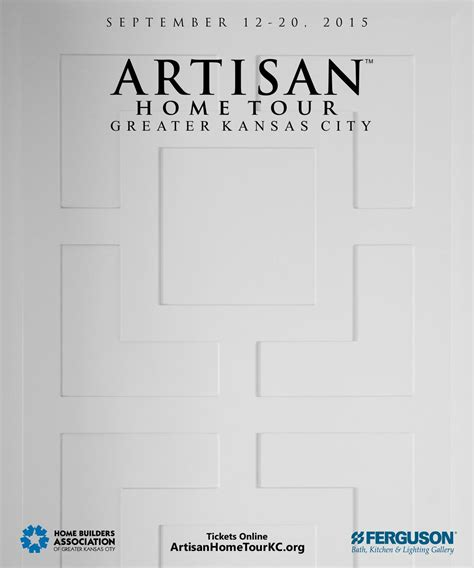 artisan home tour greater kansas city by home builders