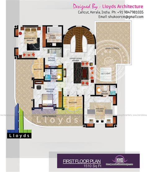 luxury bungalow floor plans indian bungalow house plan outstanding first floor bedroom