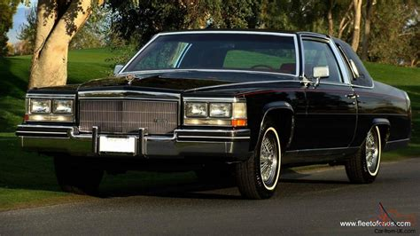 1984 cadillac fleetwood brougham 1984 cadillac fleetwood brougham coupe 39k collector