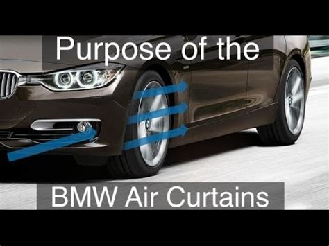 what is the purpose of an air curtain purpose of air curtains and breathers on new bmws houston