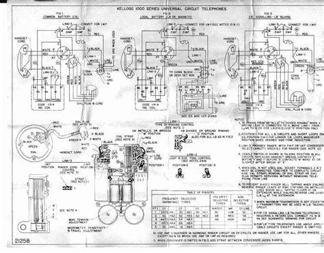 telephone handset wiring diagram phone cord wiring diagram