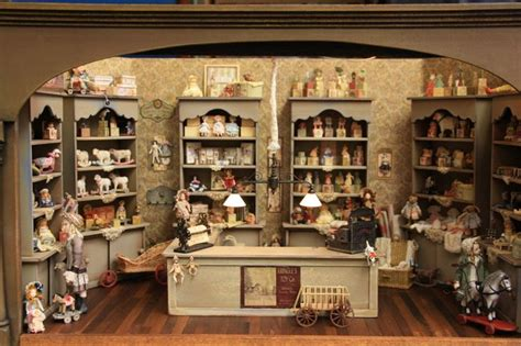 doll house shops toy shop miniature shops pinterest