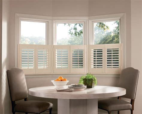 st louis window treatments cafe shutters plantation shutters by douglas