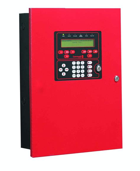 Alarm Panel gamewell introduces innovative identiflex tm 602 analog addressable alarm panel