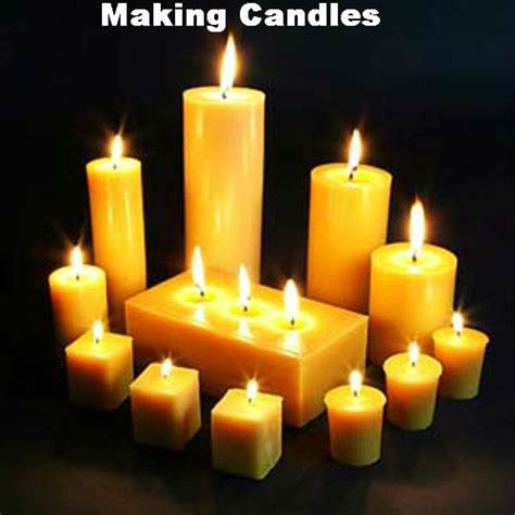 make candles at home 8 easy steps