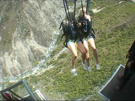 biggest swing in the world new zealand nevis arc world s highest swing in the nevis canyon