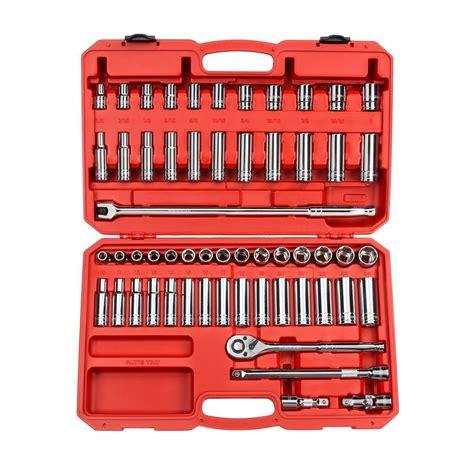 socket set organizer home depot tekton 1 2 in drive 3 8 1 in 10 24 mm 6 point socket