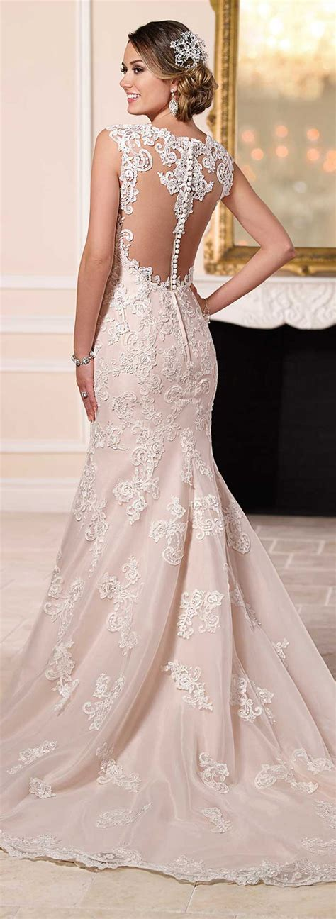 www madivas wedding dresses 2016 stella york spring 2016 bridal collection belle the magazine