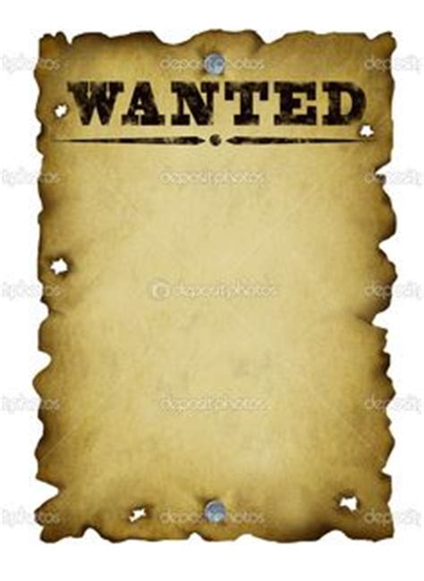 Printable Wanted Poster Border Free Gif Jpg Pdf And Png Downloads At Http Pageborders Org Most Wanted Template Docs