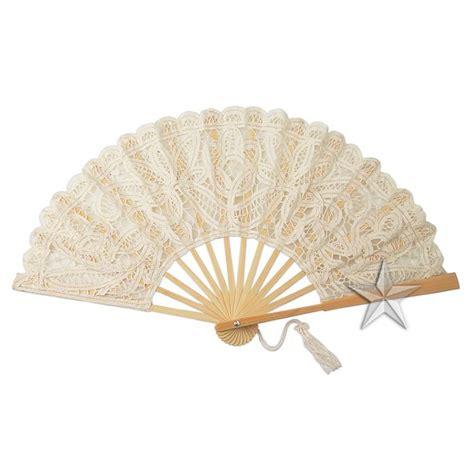 wedding fans in bulk large lace fan g95517e1 lace fans