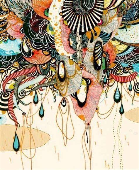 pattern illustration artist yellena james beautiful decay
