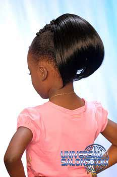 toddler haircuts glasgow kids ponytail with twist from nikki glasgow