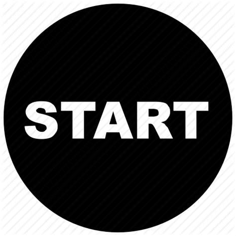 start icon svg go here menu play player run start icon icon