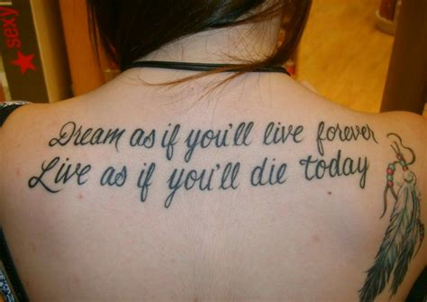 powerful tattoo quotes about life good tattoo quotes about life quotesgram