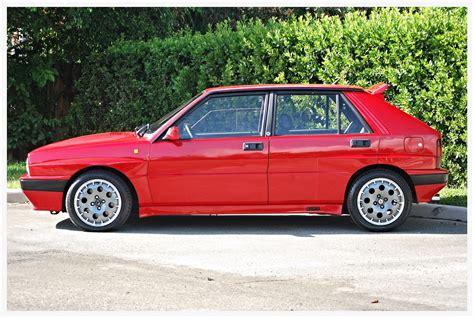 Lancia Delta Integrale For Sale Usa There S A 1989 Lancia Delta Hf Integrale For Sale In The