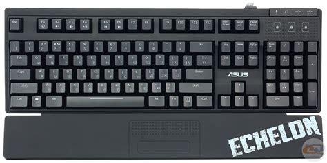 Asus Mechanical Keyboard asus echelon mechanical keyboard 1 gecid
