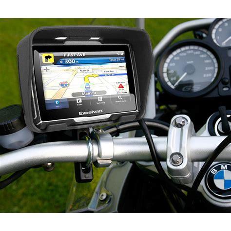 Motorrad Navi Mit Bluetooth by 4 3 Quot Wasserdicht Bluetooth Motorrad Gps Navigationsger 228 T