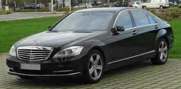 Mercedes S Klasse Datei Mercedes S Klasse Lang V221 Facelift Front 1