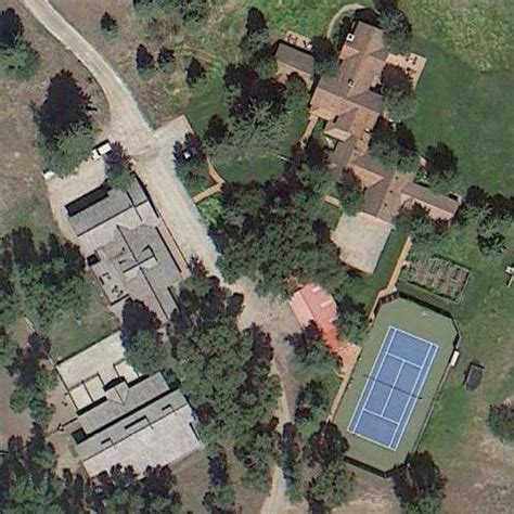 Harrison Ford House by Harrison Ford S House In Jackson Wy Maps 3