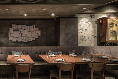 restaurant decorations sal curioso restaurant by stefano tordiglione design hong kong 187 retail design