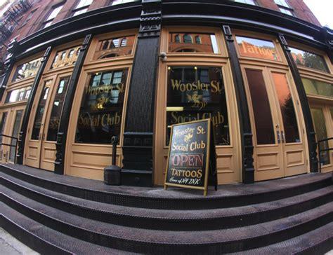 tattoo new york wooster featured tattoo shop wooster street social club