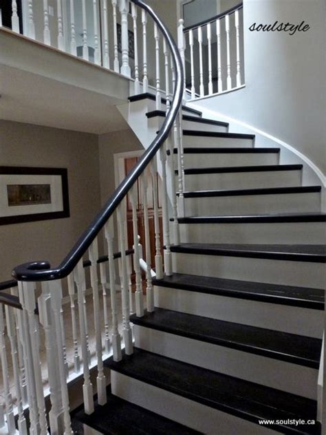 black staircase 16 best images about black and white stair ideas on