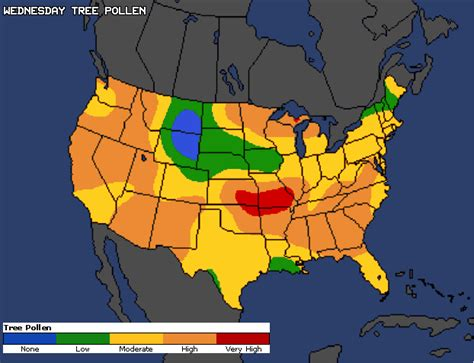 allergy map rancho new mexico area weather allergy pollen grass pollen tree pollen