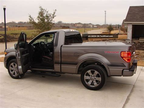 2014 ford f 150 tremor fx2 standard cab 2 door