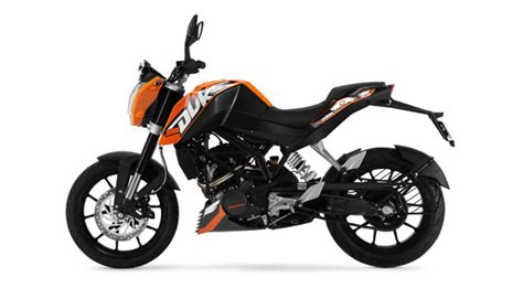 Ktm Duke 200 Orange 2017 Ktm Motorcycles To Be Made From Scratch Again