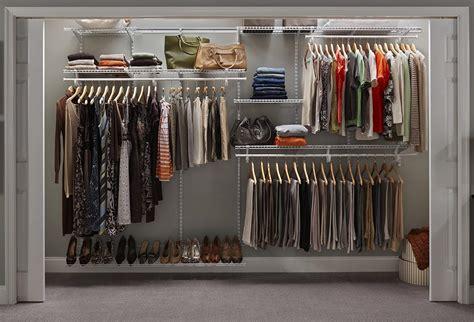 closet storage organizer steel system clothes wardrobe