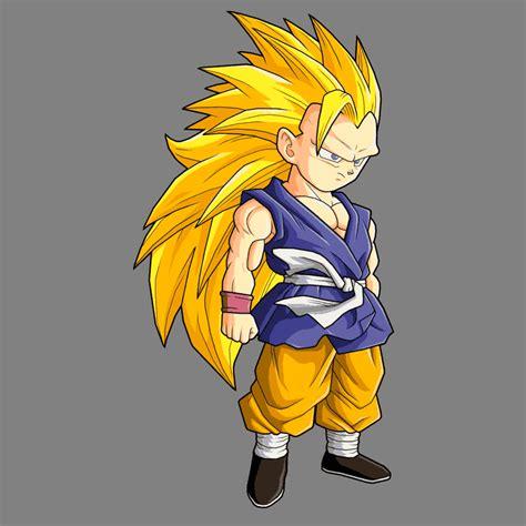 imagenes de goku alegre son goku 3r nivel imagenes de dibujos animados