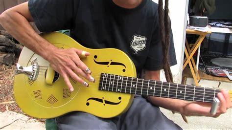 tutorial guitar blues beginner blues slide guitar lesson acoustic blues guitar