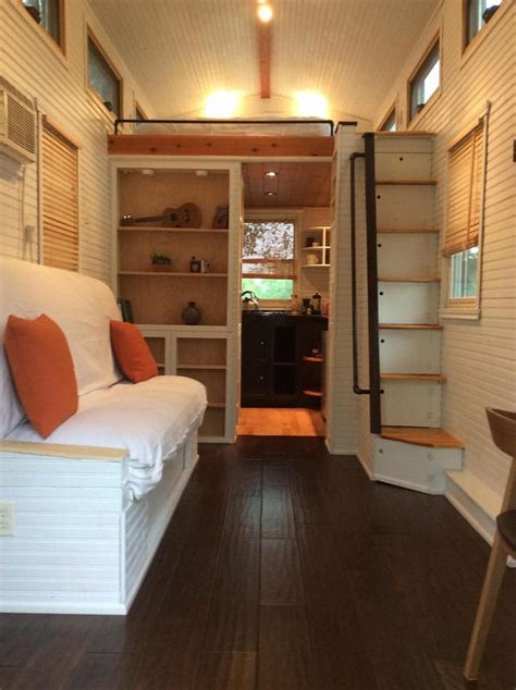 tiny house square feet this 250 sq foot home has a refreshing style tiny house