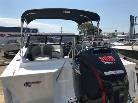 new aluminium boats for sale nsw new quintrex 510 freestyler power boats boats online