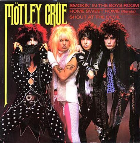 motley crue smokin in the boys room motley crue smokin in the boys room uk 12 quot vinyl single 12 inch record maxi single 2684
