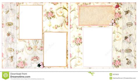 12x12 scrapbook templates wedding scrapbook page 12 x 12 layout stock photos image