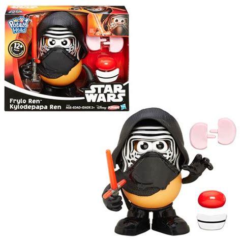 Toys Wars Bb 8 Dan Wars Kylo Ren Set wars the awakens kylo ren mr potato