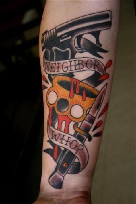 tattoo old school revolver related keywords suggestions for old school tattoo gun