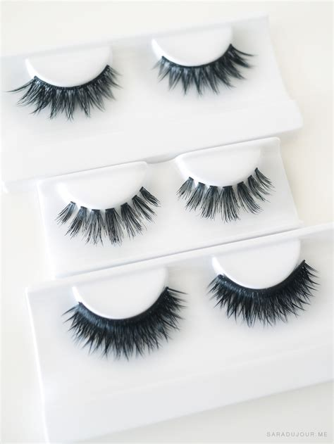 house of lashes house of lashes haul review sara du jour
